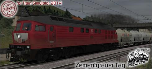 Zementgrauer Tag - Vorschaubild