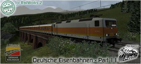 Deutsche Eisenbahnen - Part 11 - Vorschaubild