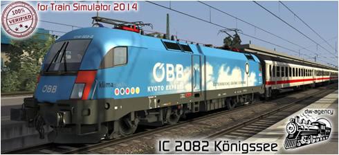 IC 2082 Königssee - Vorschaubild