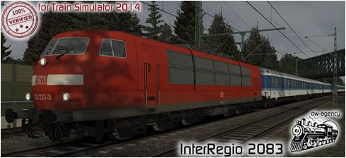 InterRegio 2083 - Vorschaubild
