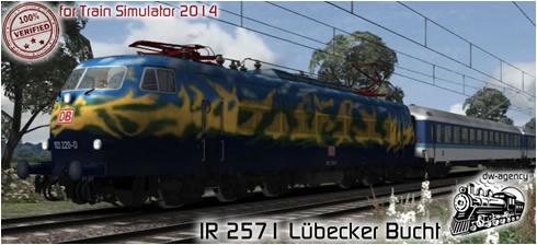 IR 2571 Lübecker Bucht - Vorschaubild