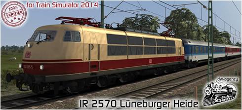 IR 2570 Lüneburger Heide - Vorschaubild