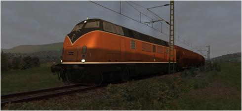 V 200 Bocholter Eisenbahn