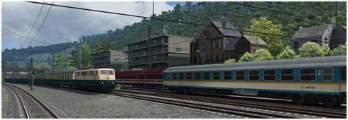 RW0381 IC-Wagen - Vorschaubild