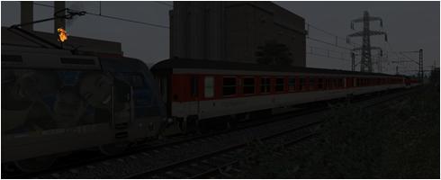 RW0381 CNL-Wagen - Vorschaubild