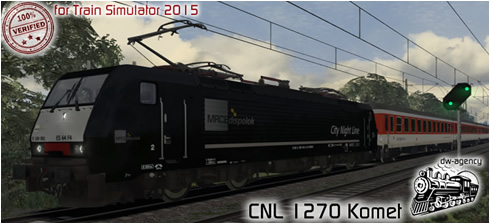 CNL 1270 Komet - Vorschaubild