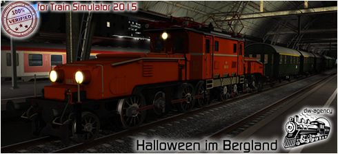 Halloween im Bergland - Vorschaubild