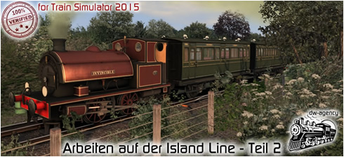 Arbeiten auf der Island Line - Teil 2