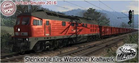 Steinkohle fürs Werdohler Kraftwerk - Vorschaubild