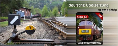 Class 52 Sound Pack (Pro) - deutsche Übersetzung