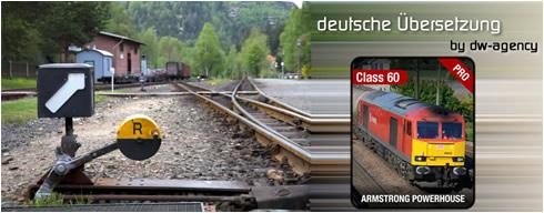 Class 60 Sound Pack (Pro) - deutsche Übersetzung