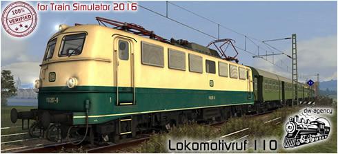 Lokomotivruf 110 - Vorschaubild