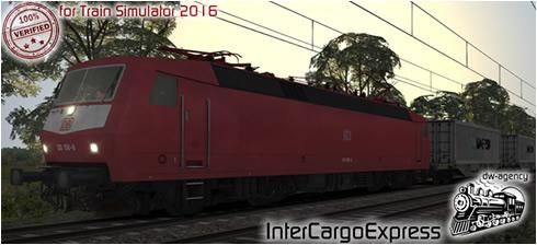 InterCargoExpress - Vorschaubild