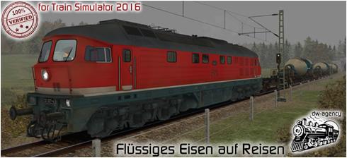 Flüssiges Eisen auf Reisen - Vorschaubild