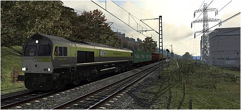 Vorschaubild - Class 66 Repaints