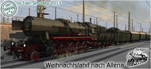 Weihnachtsfahrt nach Altena - Vorschaubild