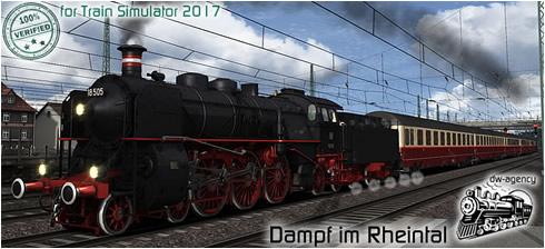 Dampf im Rheintal - Vorschaubild