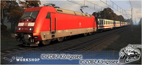 IC 2082 Königssee [WS] - Vorschaubild