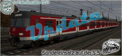 Sondereinsatz auf der S 5 - Vorschaubild