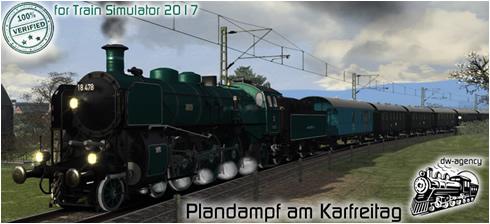 Plandampf am Karfreitag - Vorschaubild