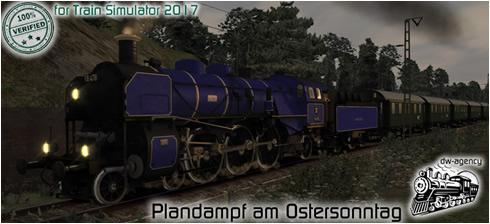 Plandampf am Ostersonntag - Vorschaubild