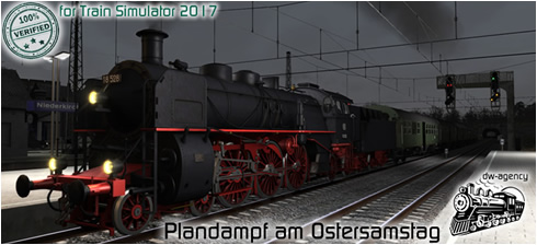 Plandampf am Ostersamstag - Vorschaubild