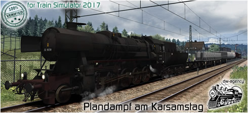 Plandampf am Karsamstag - Vorschaubild
