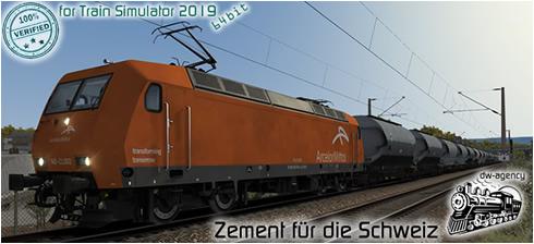 Zement für die Schweiz - Vorschaubild