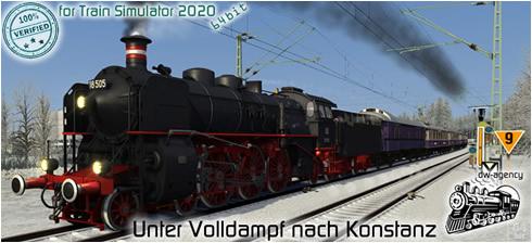 Unter Volldampf nach Konstanz - Vorschaubild