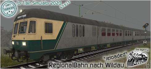RegionalBahn nach Wildau *reloaded* - Vorschaubild