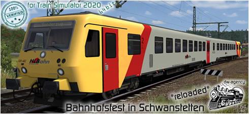 Bahnhofsfest in Schwanstetten *reloaded* - Vorschaubild