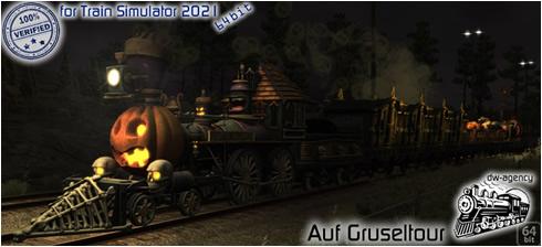 Auf Gruseltour - Vorschaubild