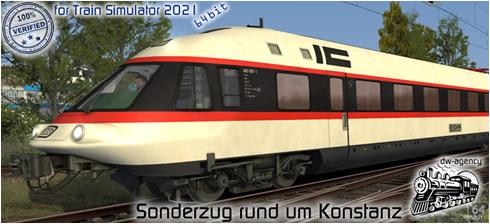 Sonderfahrt rund um Konstanz - Vorschaubild