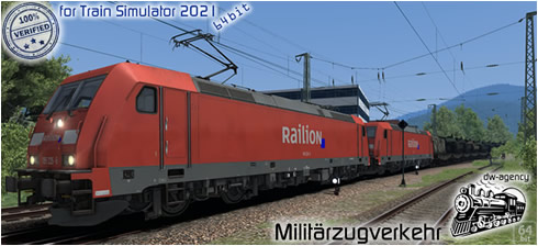 Militärzugverkehr - Vorschaubild