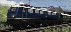 Historischer Personenzug