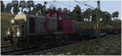 Material für Gleisbauarbeiten